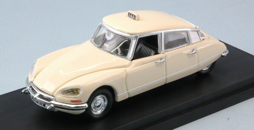 Citroen Ds 21 Taxi Paris 1969 1 43 Model RIO4574 RIO
