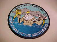 U.S. COAST GUARD GROUP MORICHES NEW YORK  PATCH
