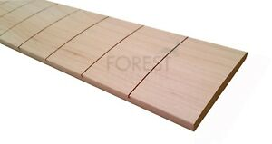 """AgréAble Hard Maple Guitare Fretboard, Touche 25.34 """" Martin® Acoustique Fendu R16 """" Peut êTre à Plusieurs Reprises Replié."""