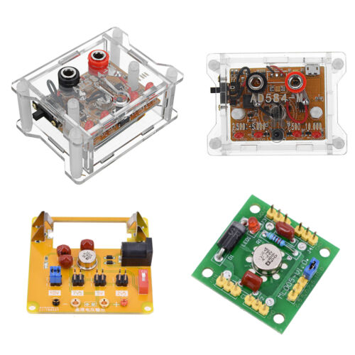 AD584 High Precision Voltage Reference Module 4 Channel 2.5V //7.5V //5V //10V