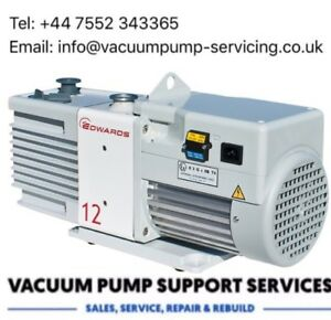 Vacuum-Pump-Edwards-RV12-SERVICED-WARRANTY-DELIVERY-998-00-inc-VAT-Call-Now