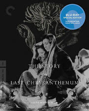 The Story of the Last Chrysanthemum The Criterion Collection [Blu-ray]