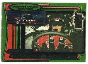 dale earnhardt rear view mirror
