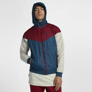 Nike Vêtements de Sport Homme Windrunner Veste Capuche
