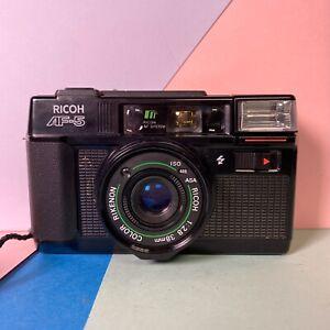 RICOH-AF-5-35mm-F2-8-Point-amp-Shoot-LOMO-STREET-fotocamera-senza-flash-LOMO-Retro