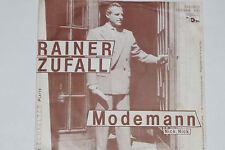 """RAINER ZUFALL -Modemann / Nick, Nick- 7"""" 45 Schallter (103 849)"""