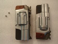 DIRTY HARRY WILLIAMS PINBALL MACH PLAYFIELD R/L PLASTIC BALL LAUNCH GUN 31-2260