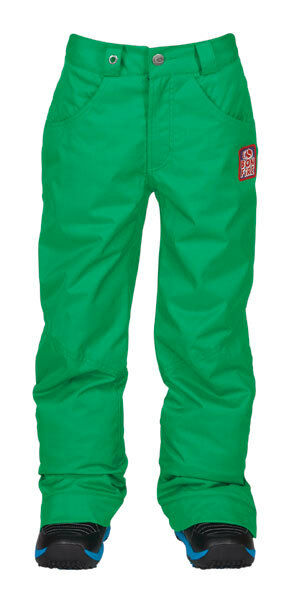 2014 Bonfire Derby Insulated Youth Snowboard  Pants Medium Julep Green Kids  simple and generous design