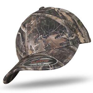 ORIGINALE-Flexfit-Cappello-truetimber-KANATI-MIMETICI-Basecap-Baseball-berretto