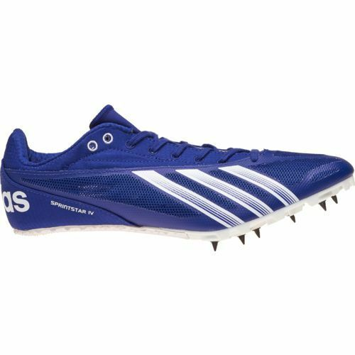 Adidas Sprint Star IV Track and Field Sprint Spikes size 12 nwt Free Ship Casual wild