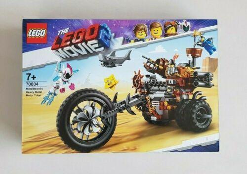 NEU//OVP passt zu 70835//70840 LEGO MOVIE 2-70834 EisenBarts Heavy-Metal-Trike