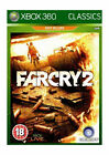 Far Cry 2 -- Classics Edition (Microsoft Xbox 360, 2008)