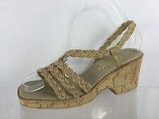 Onex Womens Beige Sandals 8