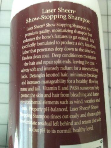 32 oz Farnam Laser Sheen Show Stopping Shampoo Premium Quality