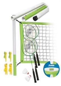Franklin-Sports-50601-Badminton-amp-Volleyball-Set