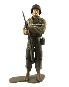 Action Figure Toys 10PCS 21st Century Toys 1:18 The Ultimate Soldier WWII U.S
