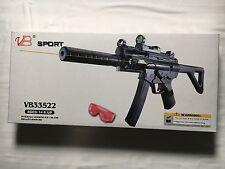 Tactical MP5 Suppressed BB Gun Airsoft Rifle