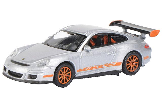 Porsche 911 (997) gt3 RS Art 452800200, Schuco h0 modelo 1:87