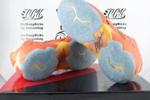 Oranje 11 826376 800 Nike Ds Sz Preheat 5 Bang Lebron Xi 11 Big Smeedijzer SVGUMqzp