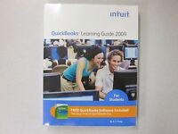 Intuit Quickbooks Learning Guide 2009 By Craig For Students 1573381071