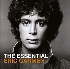 ERIC CARMEN - THE ESSENTIAL ERIC CARMEN 2 CD NEU
