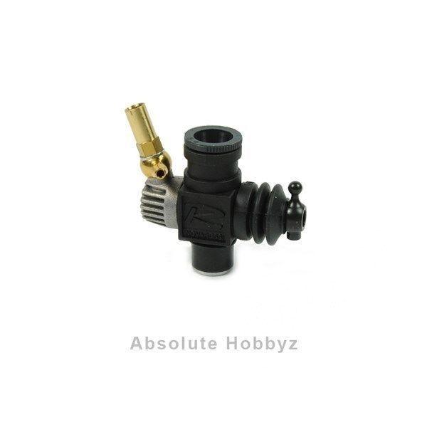 Novarossi Platic Body 2.1/2.5 Slide Carburetor w/ Fin - NVR10610