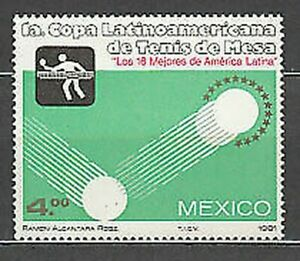 Mexico - Mail 1981 Yvert 922 MNH Sports