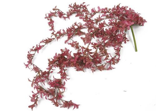 Cadente Succulenta Real Touch Rosa Cm 70 Fiore Artificiale da composizione