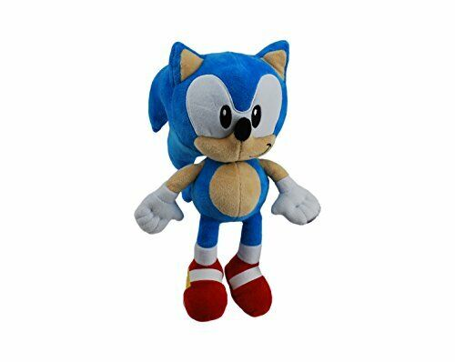 Sonic The Hedgehog 28cm Sega Plush Toy Colour For Sale Online Ebay