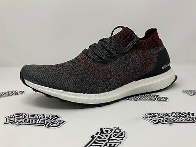 Adidas Ultra Boost Uncaged Red Carbon