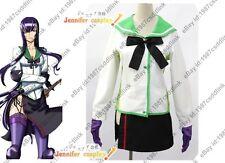 Highschool of the Dead Saeko Busujima Cosplay Costume