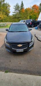 2011 Chevrolet Cruze Eco w/1SA