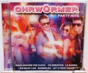 Party-Hits-Original-ohrwurmer-CD-Superbe-album-avec-18-grands-petards-pour-fete