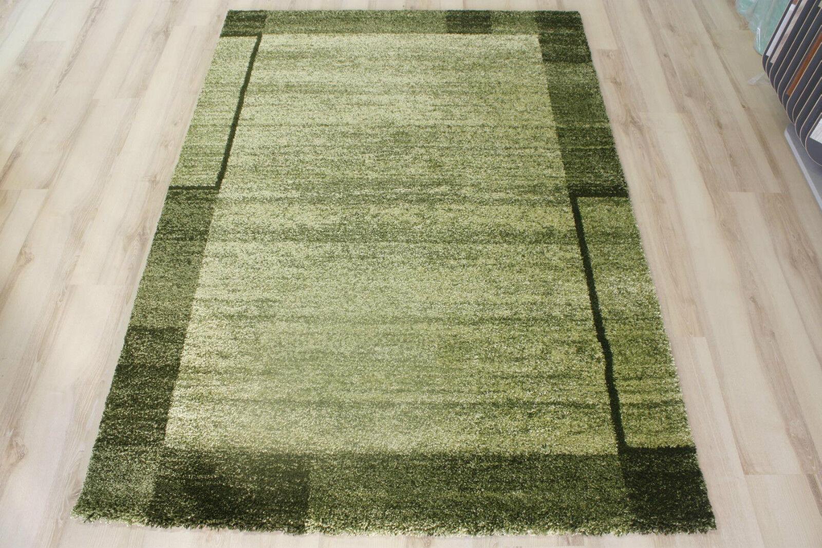 ASTRA samoa tapis 6870 152 030 vert 140x200cm NEUF