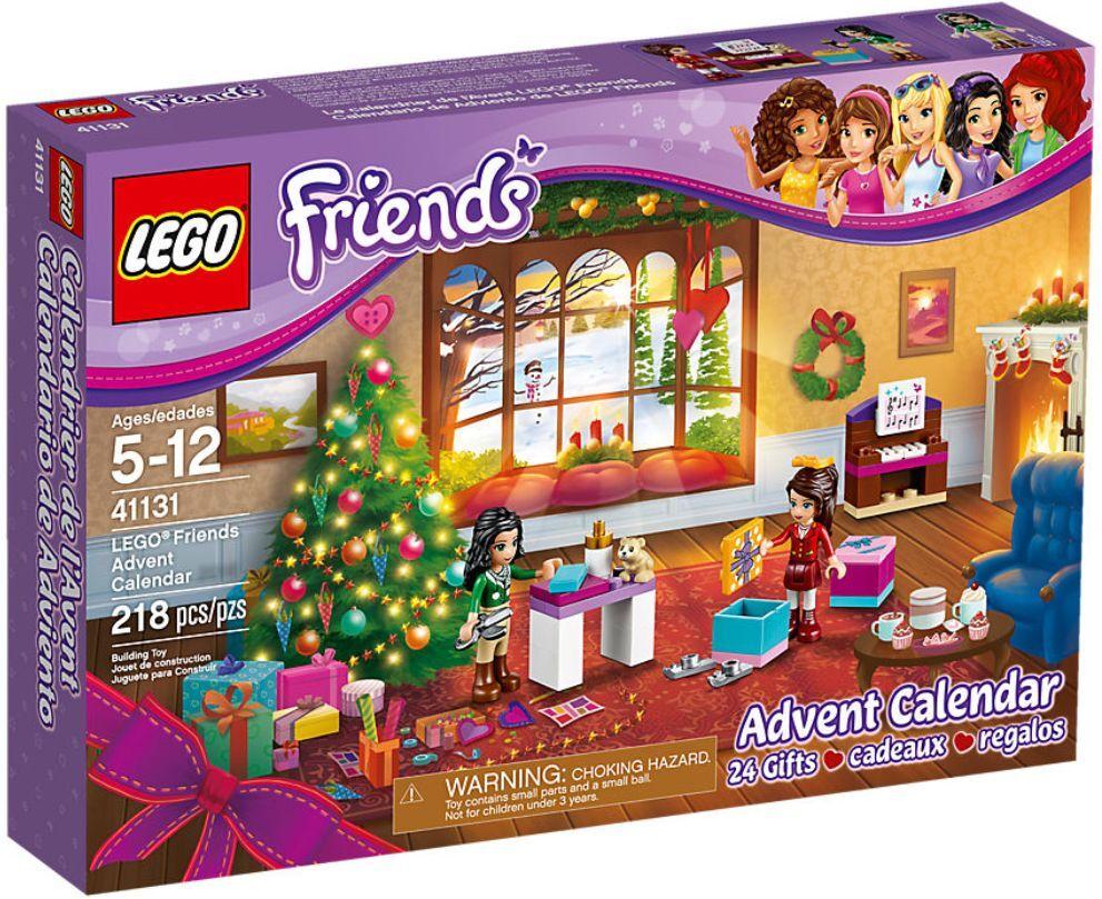 LEGO ® Friends-Calendrier de l'Avent Calendrier 41131 ADVENT CALENDAR NOUVEAU & NEUF dans sa boîte