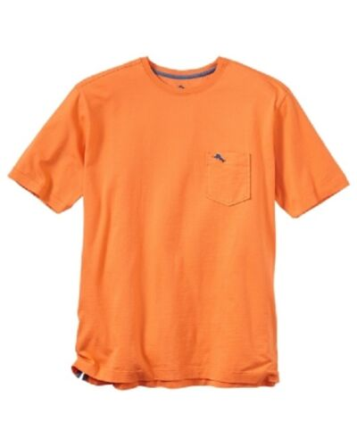 $48 Detour Orange Tommy Bahama Bali Sky Tee TR27437