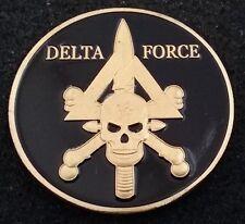 1st Special Forces Operational Detachment Delta Force JSOC SFOD-D Challenge Coin