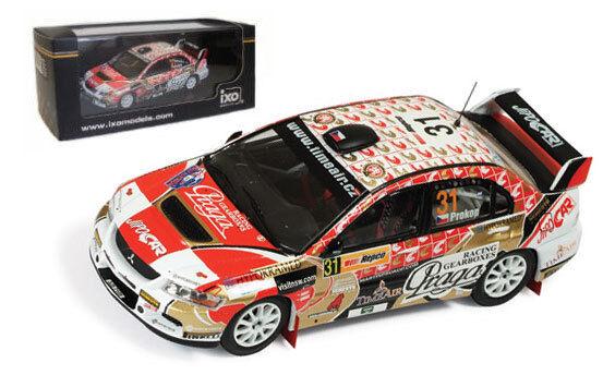 Ixo Ixo Ixo ram395 Mitsubishi Lancer Evo Ix ganador p-wrc Australia 2009-M Prokop 1 43 5e3b58