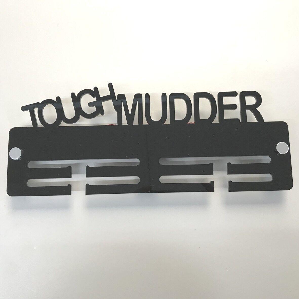 Difficile Difficile Difficile Mudder (Parkour) Médaille Crochet - Plusieurs Couleur Choix - Inclus 70b4ea