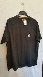 Carhartt-Work-Dry-T-shirts-100410-001-Noir
