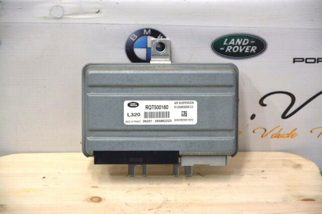 Range Rover Sport L320 Air Suspension ECU Module RQT500160