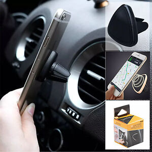 360-Universal-Magnetic-Car-Mobile-Phone-Suction-Mount-Air-Vent-Holder-GPS-PDA