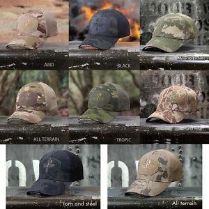 Tapa-del-operador-Gorra-Ajustable-Estilo-De-Beisbol-tactica-al-aire-libre-Militar-Caza-Sombrero