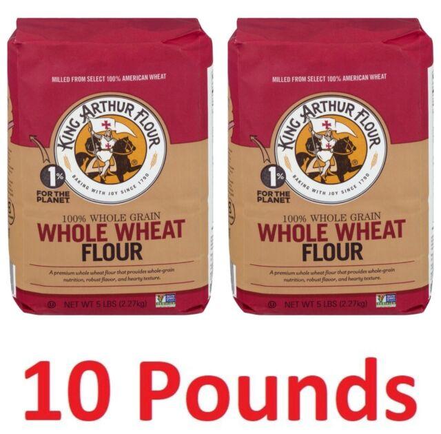 King Arthur Wheat Flour - Case of 6 - 2