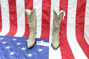 Botas-boots-Cod-ST1461-n-38-western-country-mujer-usado