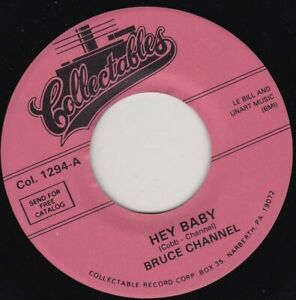 BRUCE-CHANNEL-Hey-Baby-7-034-45