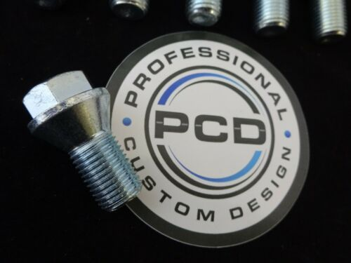 Hilos de acero inoxidable 57.1CB Reino Unido Adaptadores Hubcentric 5x120-5x100 20 mm 65.1