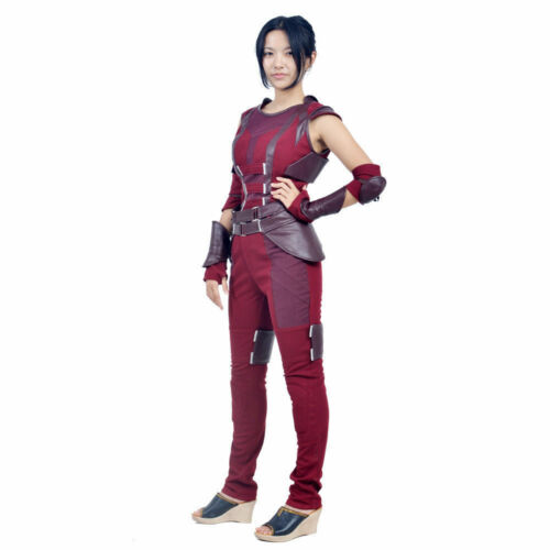"""HZYM Guardians of the Galaxy Nebula Cosplay Costume Custom Made Full Suit/""""DSFR"""