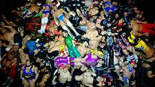 WWE Mattel Wrestling Figure Elite Basic Flexforce LOT wwe/wcw/ecw