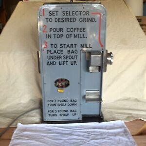 Hobart Commercial Vintage Coffee Grinder Ebay
